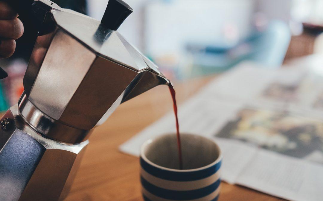Wpływ wody na smak kawy
