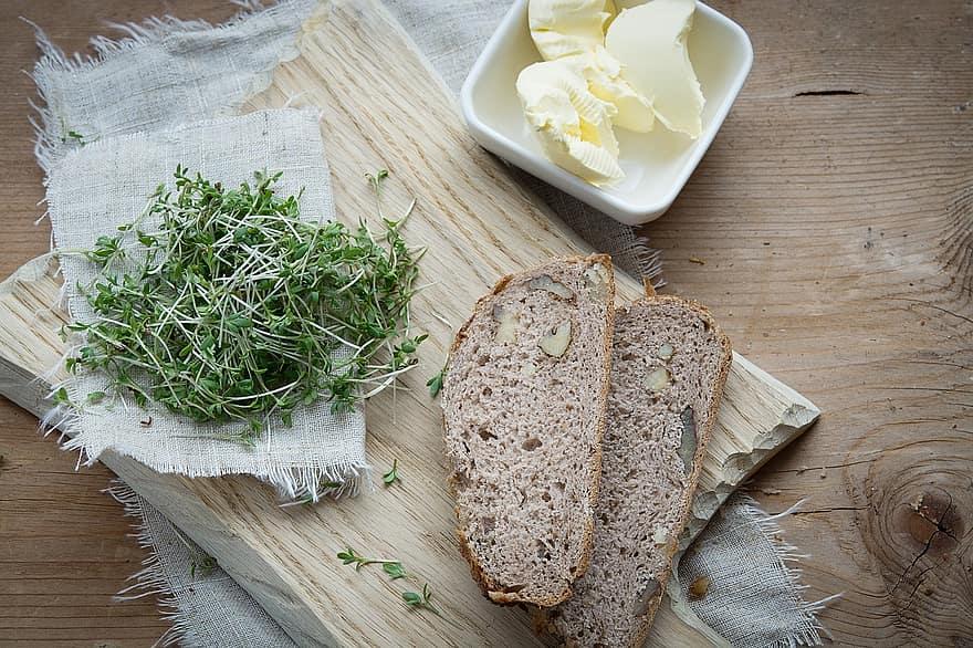 Jak iwczym upiec chleb?