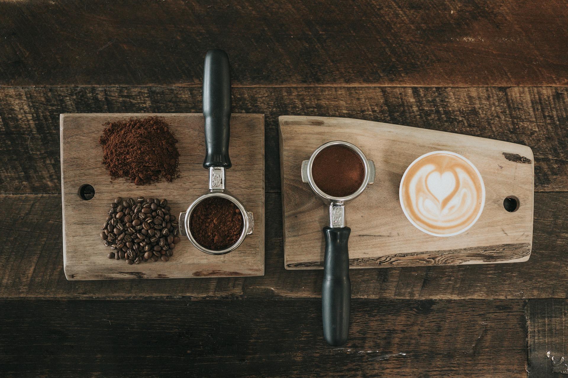 Kompleksowe wyposażenie kawiarni
