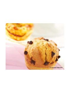 Forma silikonowa SF052 BIG MUFFIN do mufinek śr. 75x60 mm | SILIKOMART, Classic