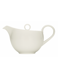 Porcelanowy dzbanek do herbaty Purity 400 ml | BAUSCHER, Purity