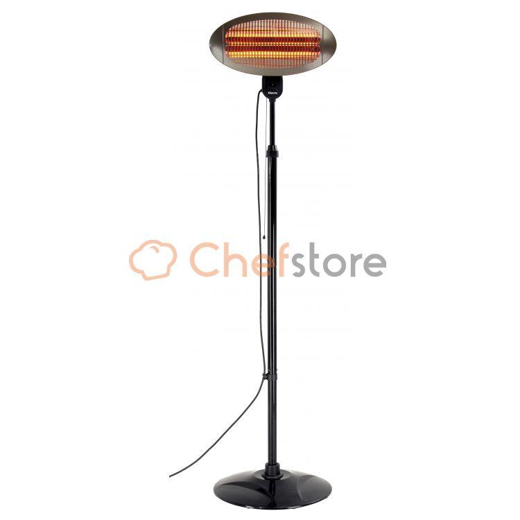 Promiennik Lampa Grzewcza Tarasowa Elektryczna 2000d I Bartscher 2000d I